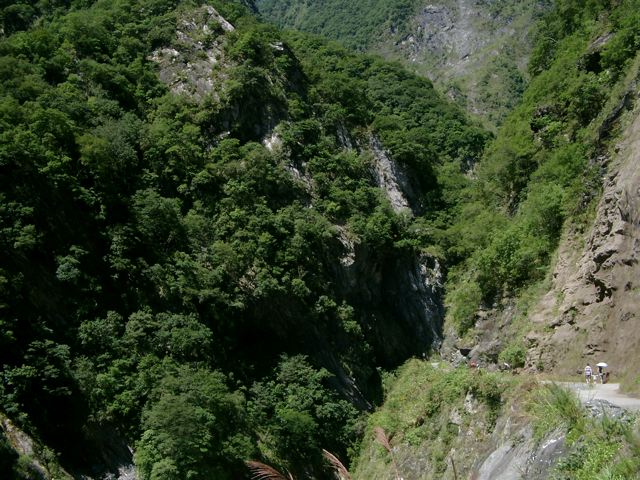 Taiwan Taroko Wanderung