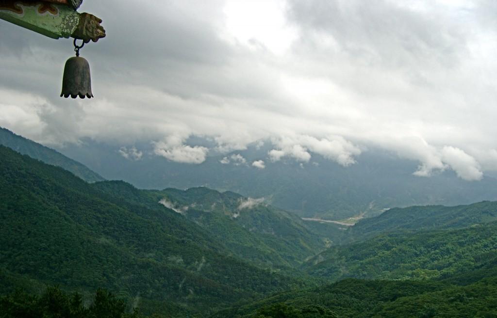 Taiwan Gebirge