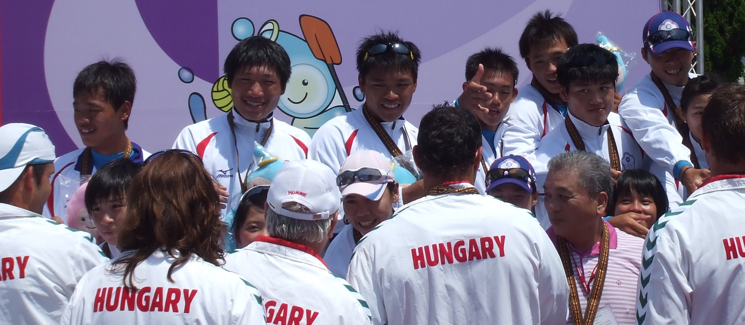 World Games Taiwan Drachenboot