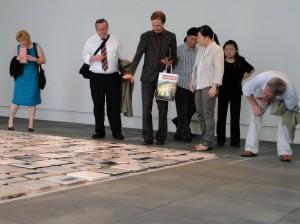 Klassisches Weimar, moderne Taiwan-Kunst