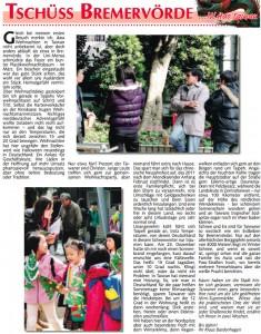 Weihnachten in Taiwan: Bericht