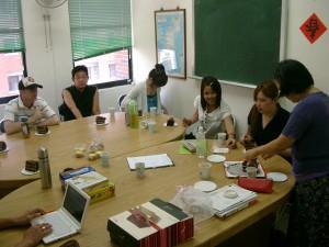 Studium Chinesisch lernen in Taipei