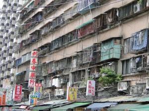 Taiwan Buildings outside