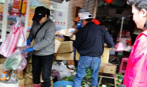 Markt Taiwan