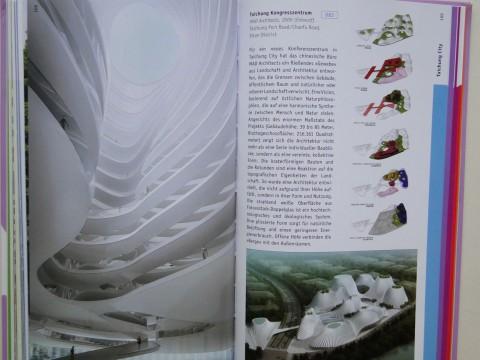 Architekturführer Taiwan Kongresszentrum Taichung