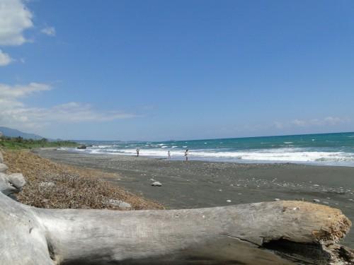 Pacific Coast Taiwan Beach