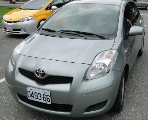 Rental Car Taiwan