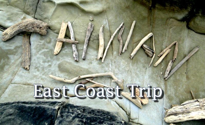 Taiwan East Coast Trip