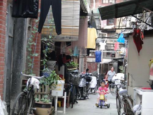 Shanghai Gasse Alleys