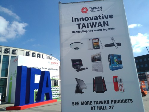 IFA Berlin Taiwan