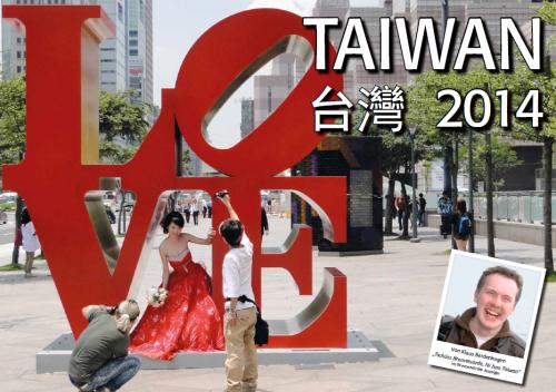 Taiwan Kalender 2014 Titel