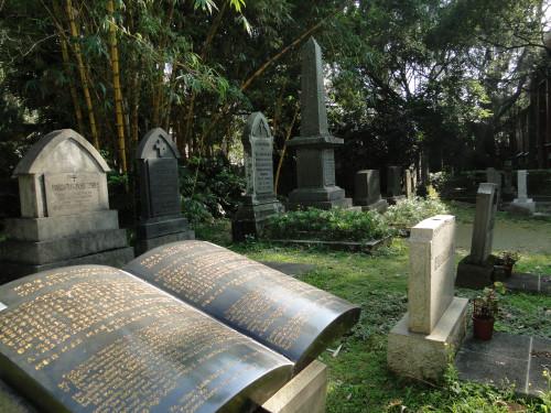 Friedhof Tamsui