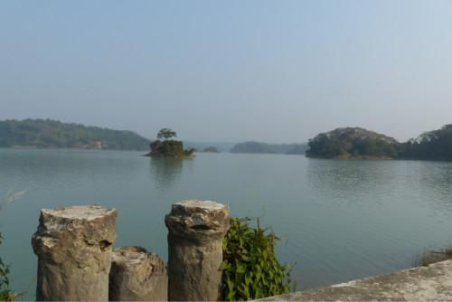 Wushantou Reservoir Taiwan