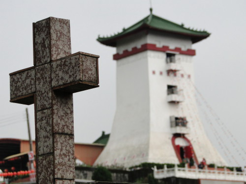 Friedhof in Taiwan