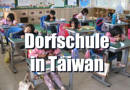 Schule Taiwan 2