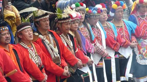 Ureinwohner Tanz