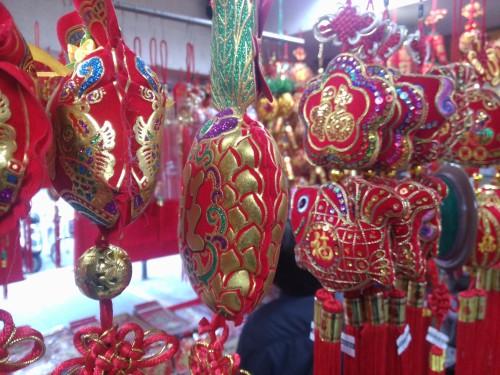 Chinesisch Neujahr, Jahr der Ziege