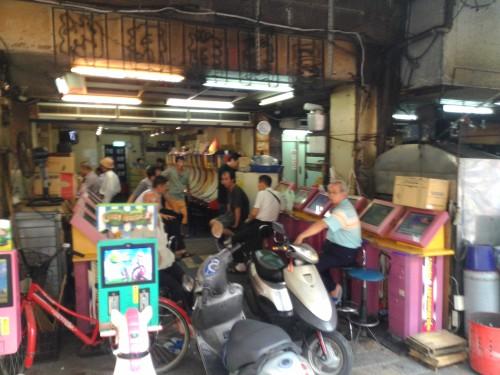 Taipei Wanhua Old Men