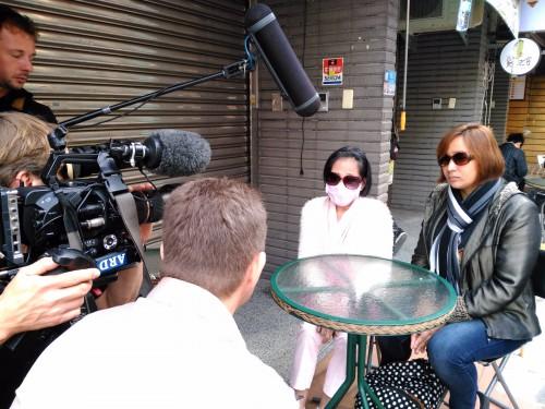 ARD Interview Gastarbeiterinnen