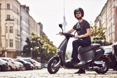 Gogoro Smartscooter Berlin (PR-Bild)