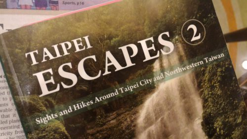 Taipei Escapes book