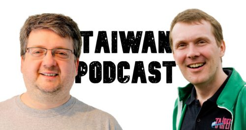 Deutscher Taiwan Podcast Beta Titel