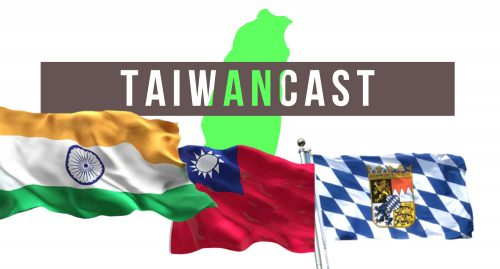 Taiwancast Flaggen Indien Bayern