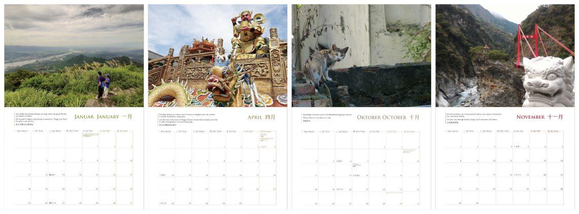 Kalender 201 Übersicht