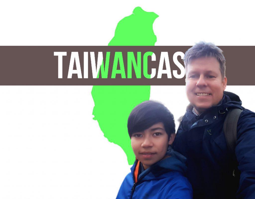 Taiwancast 11: Vater und Sohn