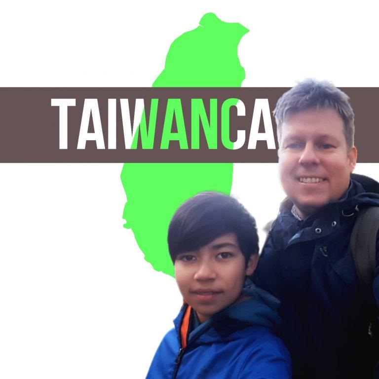 Haus bauen auf Penghu, Schule in Taipeh: Vater und Sohn erzählen