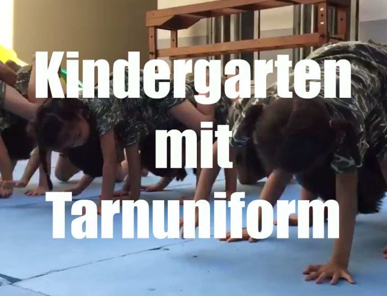 Taiwan Kindergarten Uniform