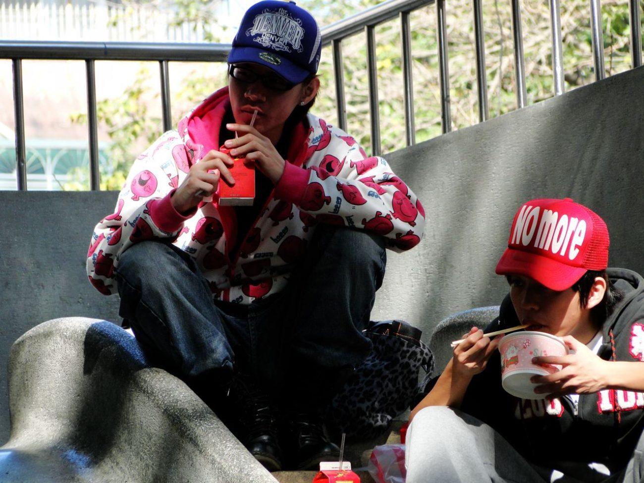 Teenager Jugendliche