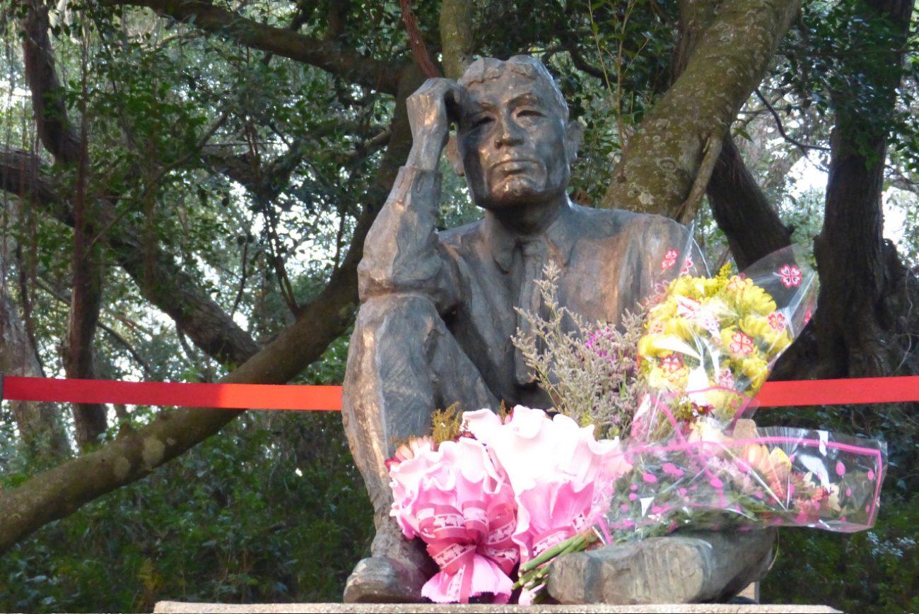 Yoichi Hatta Statue Memorial