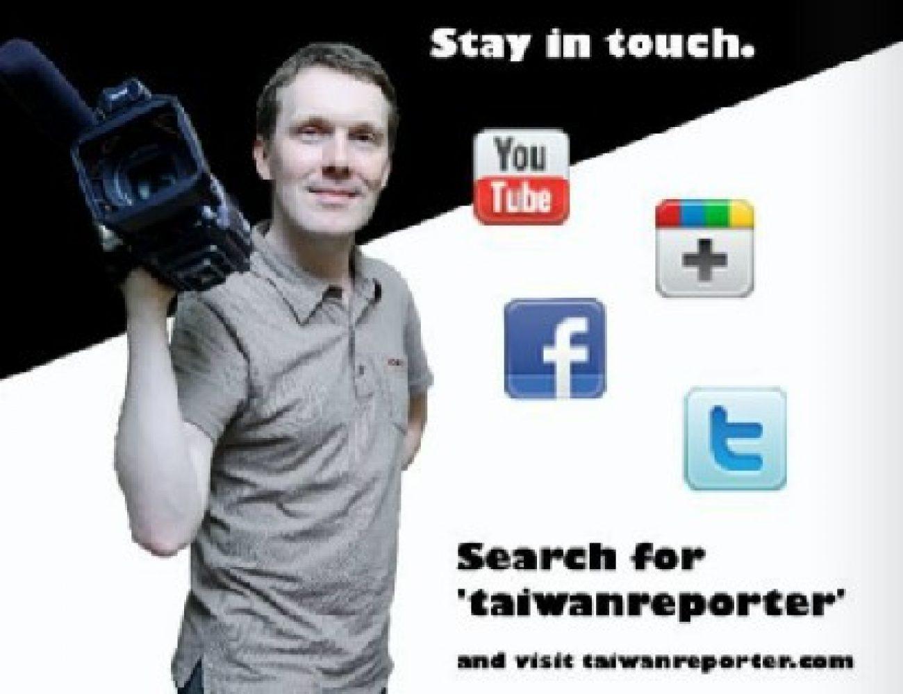 Social Media taiwanreporter
