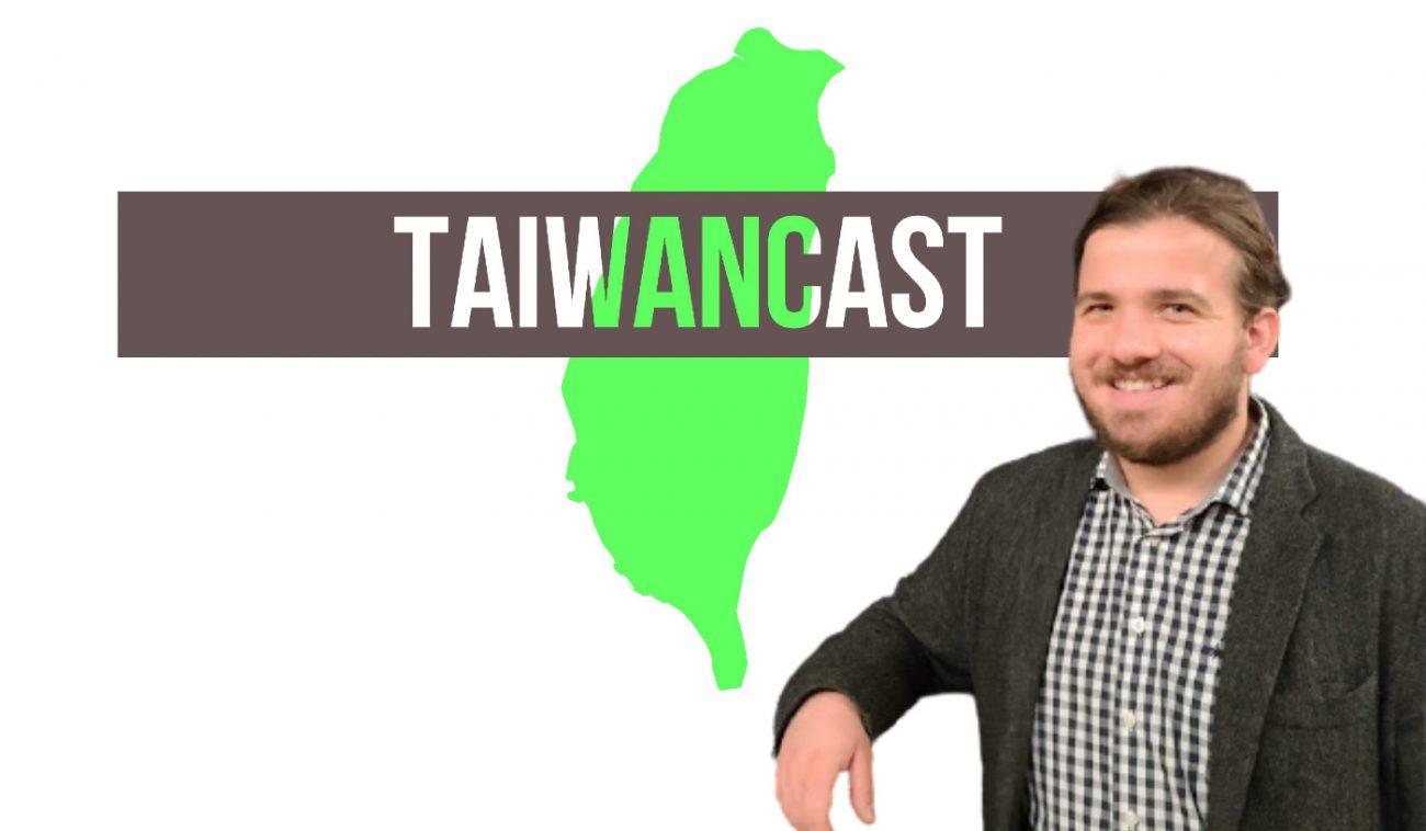Taiwancast mit Marcin Jerzewski