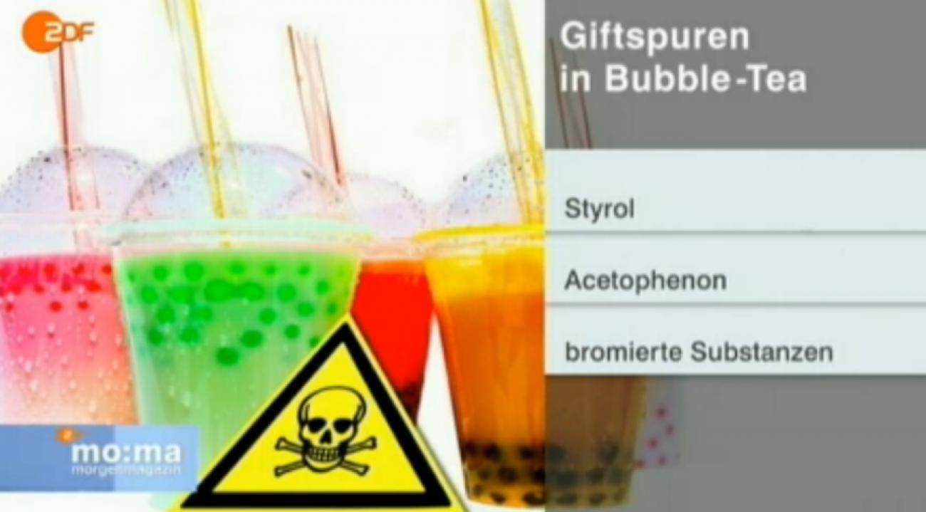 ZDF Moma Bubble Tea Gift