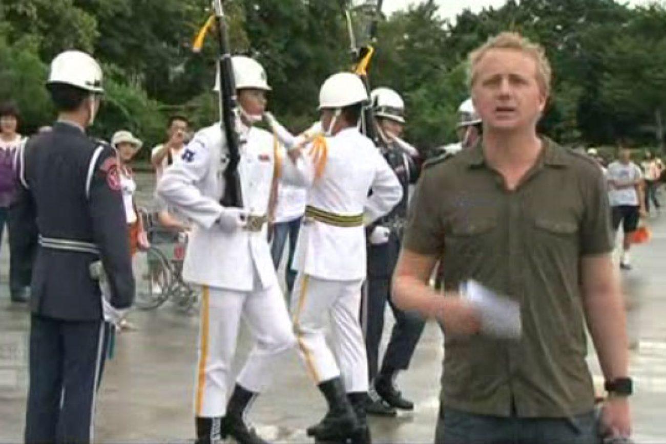 Dennis Taiwan Soldaten