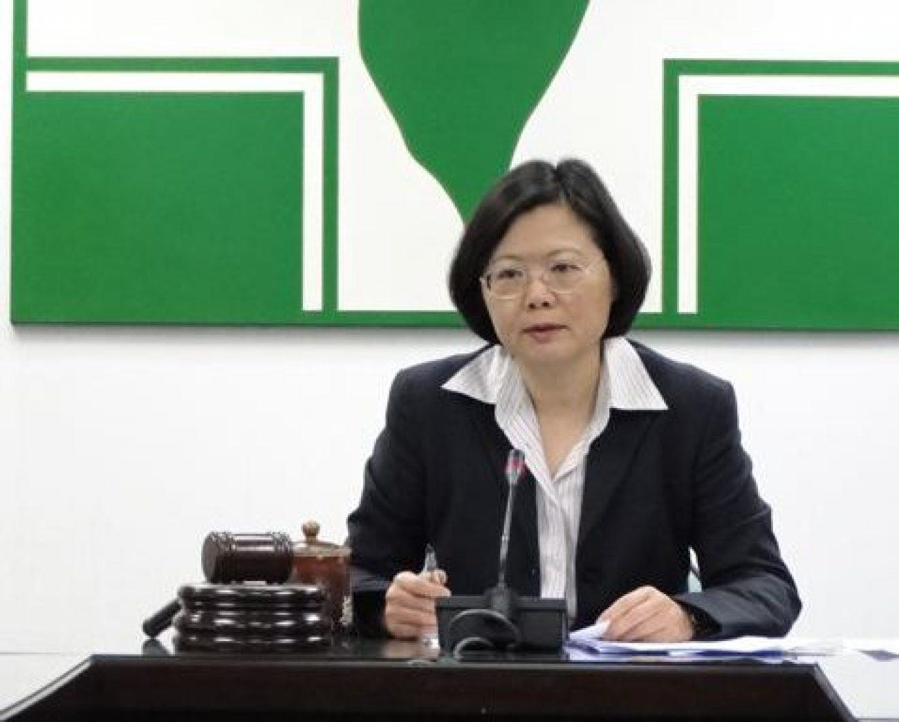 Tsai Taiwan